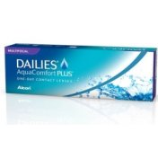 DAILIES AquaComfort Plus Multifocal Low daglenzen 30-pack