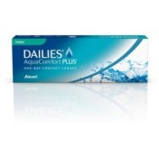 DAILIES AquaComfort Plus Toric daglenzen 30-pack