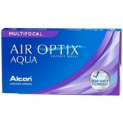 Air Optix Aqua Multifocal Medium maandlenzen 6-pack